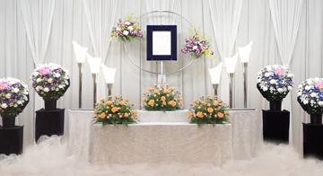 普通葬34 祭壇