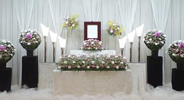 普通葬45 基本祭壇