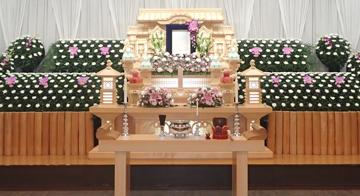 クオリティプラン150白木祭壇